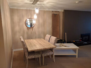 Students wanted - Clean spacious suite. Furnished and utilities