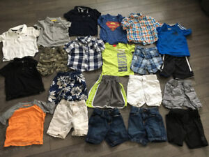 Vêtements 2 ans garçon