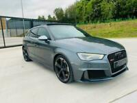 Audi RS3 2.5 TFSI Panroof mega spec 2016 Px golf r Rs4 rs6 m3 m4