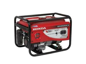 2018 Honda EP 2500 Generator - Power Event Sale $799.00