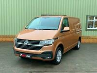 NEW 2021 VW Transporter T6.1 Copper Bronze Redline Campervan, Camper Van