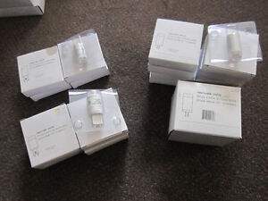 Variety of LED G9 and G4 Chandelier Type of Bulbs - see Pix