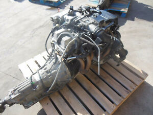 1998-2005 Toyota Aristo 2JZ-GE VVTI Engine Lexus IS300 3.0L Non