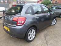Citroen C3 1.6 E-HDi Exclusive 5dr DIESEL MANUAL 2012/12