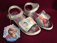 Sandals,NEW, Ana and the snow Queen frozen Princess, Shoes