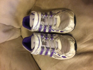 Girls sneakers size 12