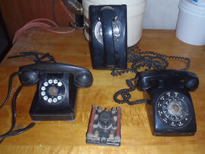 old Northern Electric telephone gear