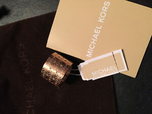 Authentic Michael Kors ring