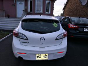 Mazda3 sport GX 2011