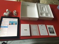 "Apple iPad 2nd gen 9.7"" massive 64GB black wifi only boxed very good condition with excel battery"