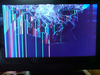I buy defective TV's plasma/LCD/LED j'achete télé HD defectueux