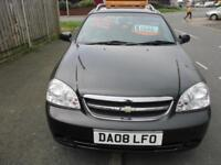 2008 CHEVROLET LACETTI 1.8 AUTOMATIC ESTATE CAR