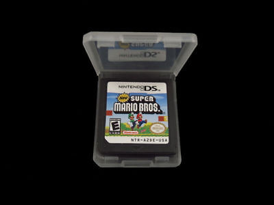 Super Mario Bros Game Card For Nintendo 3DS DSI DS XL Lite Christmas Gifts US