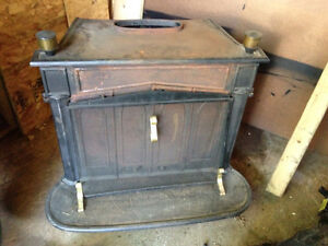 Franklin Fireplace Wood Stove