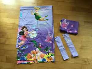 Tinker bell curtains