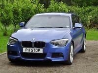 BMW 1 Series 116i 1.6 M Sport 3dr PETROL AUTOMATIC 2013/13