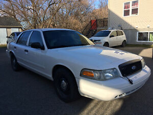 2008 Ford Crown Victoria Berline