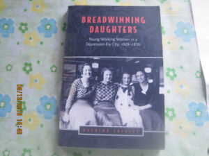 Breadwinning Daughters - Katrina Srigley