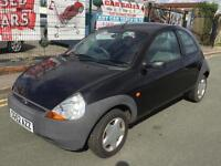 FORD KA 1.3 2002 (52) *** LOW 29,862 MILES *** 1 LADY OWNER FROM BRAND NEW
