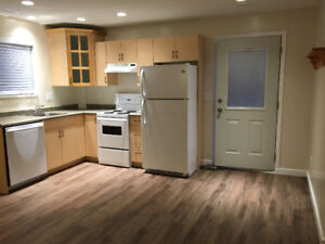Aberdeen - 1 Bed - Bright - Private - Basement Suite
