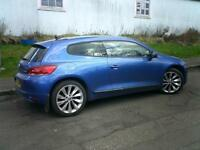 Volkswagen Scirocco 2.0TDI ( 140ps ) BlueMotion Tech 2012MY GT