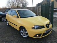 ✿08-Reg Seat Ibiza 1.2 12v Reference Sport 3dr ✿CHEAP TO RUN ✿NICE EXAMPLE✿