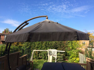 Easy Sun Parasol cantilever umbrella