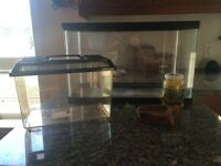 Reptile Tank/Carrier/Water Dish