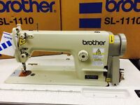 New brother industrial sewing machine
