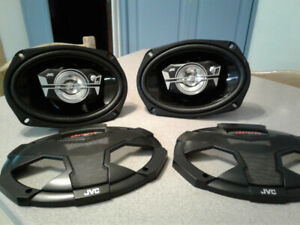 Car Speakers JVC  6 X 9  60W