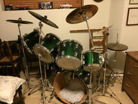 Great Christmas Present- Drums