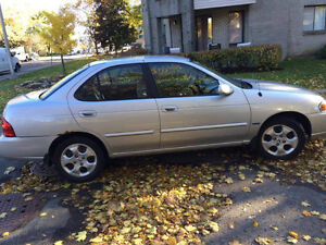 2006 Nissan Sentra Special edition 1,8 Other West Island Greater Montréal image 4