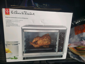Pc Convection Oven w/rotisserie
