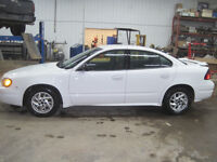 MINT 2003 Pontiac Grand Am w/ only 77,000 Km.