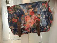 Genuine Cath Kidston Across the Body Messenger Bag