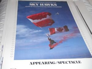 "Military ""Snowbirds"" and Skyhawk posters Moose Jaw Regina Area image 3"