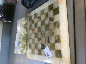 Chess game(marble)