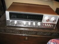 Sansui stereo receiver 661