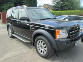 2005 05 Land Rover Discovery 3 2.7 TDV6 SE Auto 1 Owner
