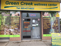new open spa at 14th Ave/Kennedy 905-477-6633
