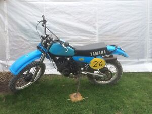Yamaha it 125