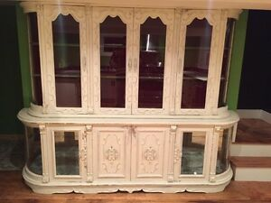 Antique 2 Piece Hutch | $1500 obo takes it!!