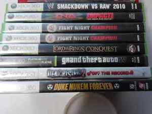 XBOX 360 GAMES (NEW)