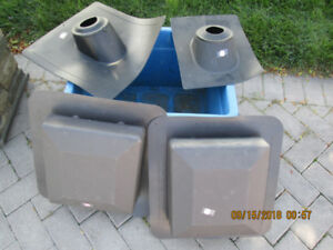 ROOF VENTS (4)