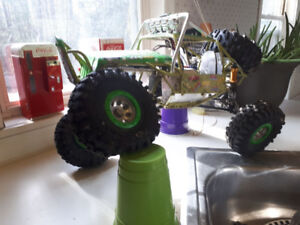 Extreme RC Crawler For Sale or Trade for Kyosho Blizzard