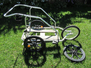Chariot Brand Carrier / Jogger -- Frame and Wheels