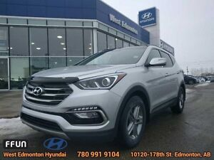 2017 Hyundai Santa Fe Sport 2.4L SE AWD  AWD Leather Heated S...