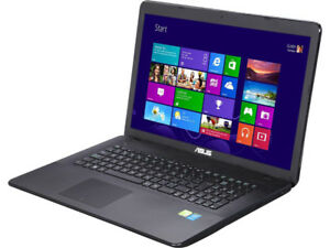 """ASUS Laptop for sale """"17"""" / i5 CPU/8 GB Ram/1 Tb HDD/NVIDIA 940M"""