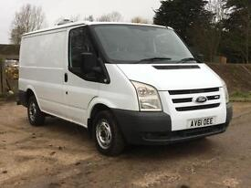 Ford Transit 2.2TDCi Duratorq 85PS 280S Low Roof Van 1 owner 2011/61 NO VAT
