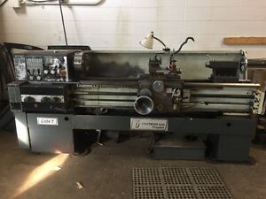 "18"" x 60"" Manual Lathe machine"